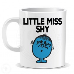 Little Miss Shy Mug