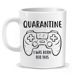 Gamer Quarantine Mug