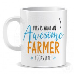 This is What an Awesome Farmer Looks Like Mug