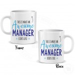 This is What an Awesome Manager Looks Like Mug