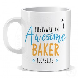 This is What an Awesome Baker Looks Like Mug
