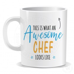 This is What an Awesome Chef Looks Like Mug