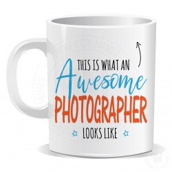 This is What an Awesome Photographer Looks Like Mug
