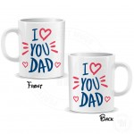 Dad You are The Best Hero Mug