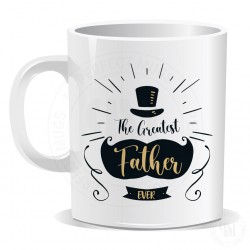 The Greatest Father Ever Mug