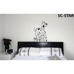 Scooby - Doo! KIDS Room Vinyl Stickers